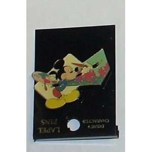 EP3 DISNEY MICKEY MOUSE ARTIST ENAMEL PIN