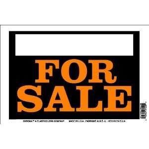 For Sale Sign  Plastic: Automotive