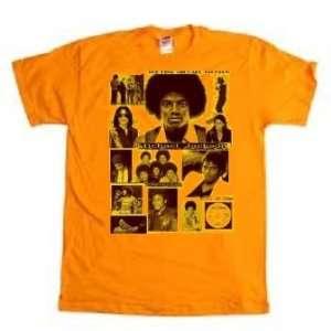 Michael Jackson 2XL T shirt (gold color)