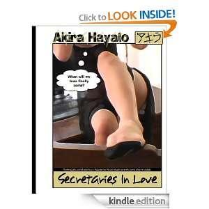 Secretaries In Love: Akira Hayato:  Kindle Store