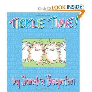 Tickle Time!: A Boynton on Board Board Book (9780761168836