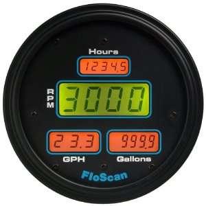 Floscan 7000 Series Multifunction Fuel Flow Meters 700020B2 Twin
