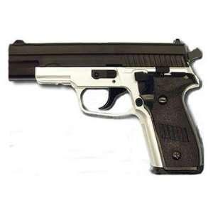 HFC Semi Auto Gas Blowback Pistol Blk&Silver Toys & Games