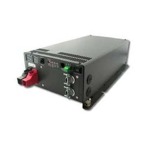 112 12 VOLT 1500 WATT PURE SINE INVERTER WITH 30 AMP TRANSFER SWITCH