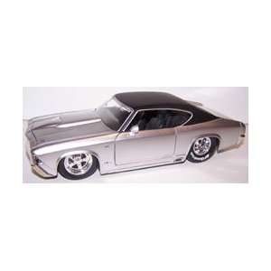 : Jada Toys 1/24 Scale Diecast Big Time Muscle 1969 Chevy Chevelle Ss