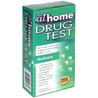 Phamatech At Home Drug Test, Marijuana, 1 test (Pack of 2)