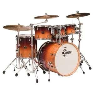 Maple CMT E825P MOF 5 Piece Drum Set Mocha Fade Musical Instruments