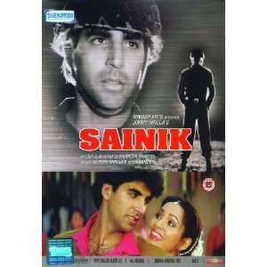Sainik: Akshay Kumar, Ashwini Bhave, Farheen, Aloknath