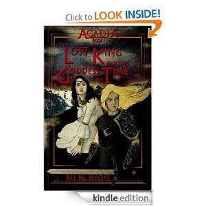 The Lost King and the Goddess of Time (The Second Great War Trilogy