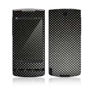 Carbon Fiber Protective Skin Cover Decal Sticker for HTC