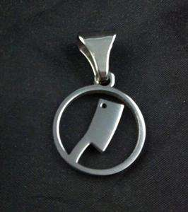 SMALL HATCHET CHARM ICP HATCHET MAN PENDANT JUGGALO HATCHETMAN