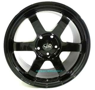 17 Rota Wheels 17x9 GRID YBK 5x114.3 +42 IS250 S2000