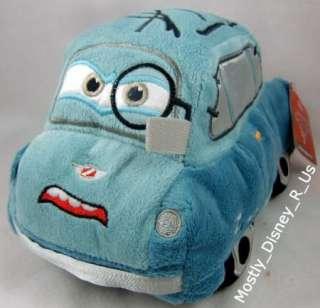 New  CARS 2 Profesor Z 7 Plush Bean Bag