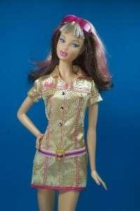 Zoo Staff Dress Model Muse Barbie