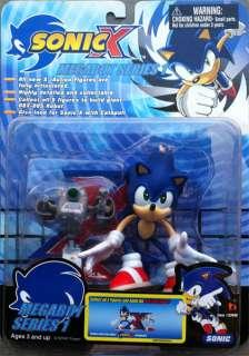 Sonic X Sonic Hedgehog Megabot Series 1 Action Figure