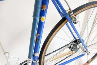 1980 Eddy Merckx «Professional» road bike Columbus SL frame
