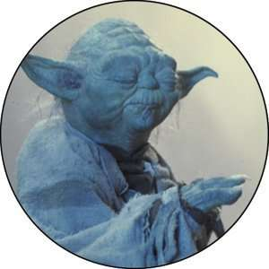 Star Wars Yoda Using the Force Button B SW 0038 Toys & Games