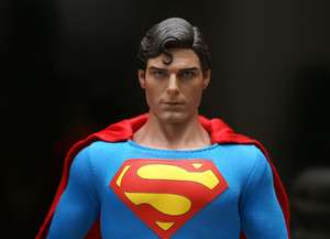 Sideshow x Hot Toys 1978 christopher SUPERMAN 1/6 figure limited