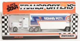 Matchbox Superstar Transporters CY104 Rare STP 1989 MIB Die Cast