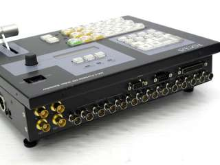 Focus Enhancements HX 1 portable HD SDI video mixer switcher HX1 HX 2