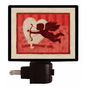 Day Night Light   Happy Valentines Day   Cupid LED NIGHT LIGHT Home