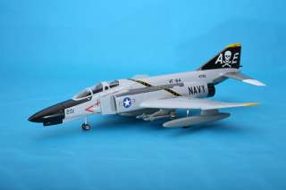 RC JET PLANE Phantom F4 Sky Grey ARF KIT FIBERGLASS