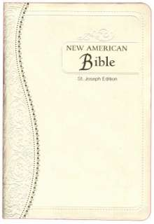 BARNES & NOBLE  Saint Joseph Medium Size Gift Bible NABRE by