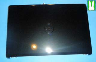Dell Inspiron 1564 LCD Back Cover Black H0R52 NEW