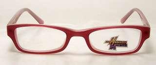 NEW Hannah Montana Girls Designer Eye Glasses   Pink Plastic Frames