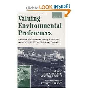 Countries (9780198288534) Ian J. Bateman, Ken G. Willis Books
