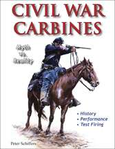 CIVIL WAR CARBINES Book Research & Test Firing Results