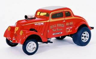 1933 WILLYS GASSER HILLS BROTHERS 1/18