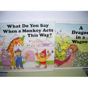 Acts This Way? (Two Childs World Books) Jane Belk Moncure Books