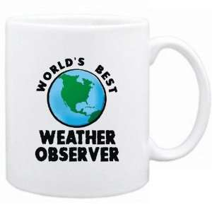 New  Worlds Best Weather Observer / Graphic  Mug
