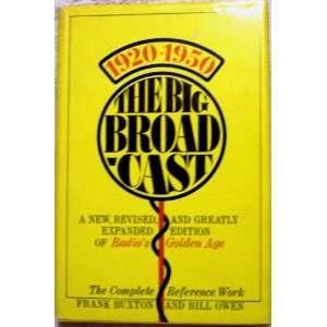 Edition Of Radios Golden Age Frank; Owen, Bill Buxton Books