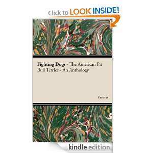 Bull Terrier   An Anthology Various Authors  Kindle Store