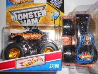 2011 Hot Wheels Monster Jam Truck 37 Beat That 1/64 new