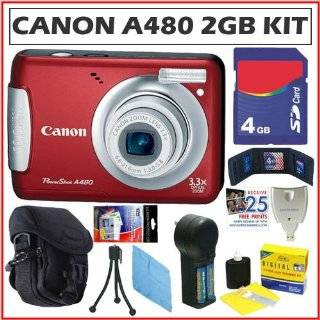 A480 Digital Camera.Sale & Brand CanonModel number A480