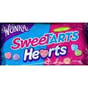 Wonka Sweet Tart Hearts Valentine Candy  Grocery & Gourmet