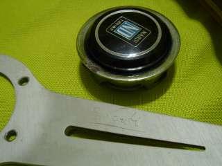 WOOD STEERING WHEEL!To AE86 CIVIC CRX RX7 Roadster SILVIA Etc!