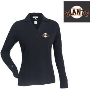 San Francisco Giants Womens Fortune Polo by Antigua