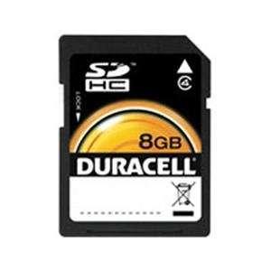8GB Secure Dig. Card (Flash Memory & Readers)