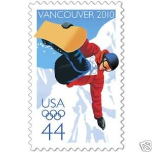 Vancouver 2010 Olympic Winter Games 1 (One) 44 us Stamp