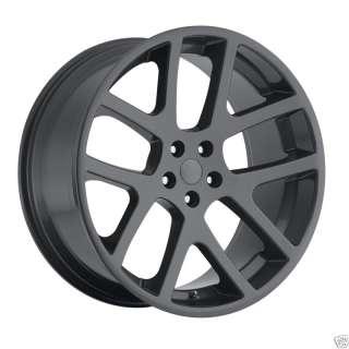 20 Viper SRT8 Charger Magnum 300C Tire Wheel Rim BG