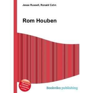 Rom Houben: Ronald Cohn Jesse Russell: Books