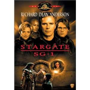 Stargate SG 1 Season 1, Vol. 5 Episodes 19 21 Richard Dean Anderson