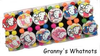 Hello Kitty wood adjustable bracelet girls kids favors