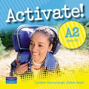 com Activate A2 Class CD (9781408224182) Barraclough Carolyn Books