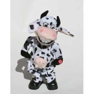 Animated Dancing Crazy Cow: Toys & Games