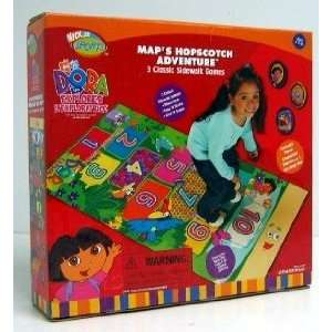 Dora the Explorer Maps Hospcotch Adventure Toys & Games